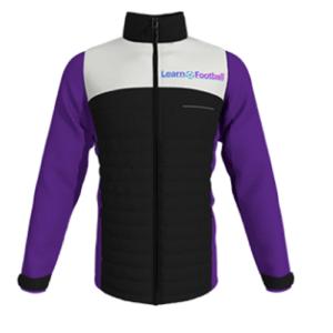 Waterproof Jacket - Full Zip Adult