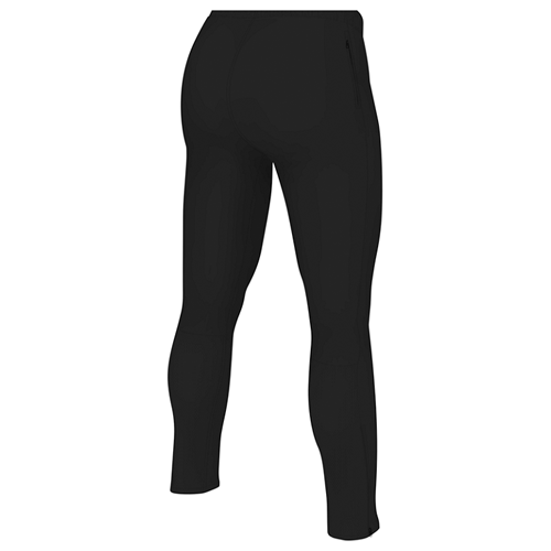 Tracksuit Trousers - Black - Tight Fit CHILDREN