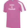 FOOTBALL TRAINING SHIRTS PINK
