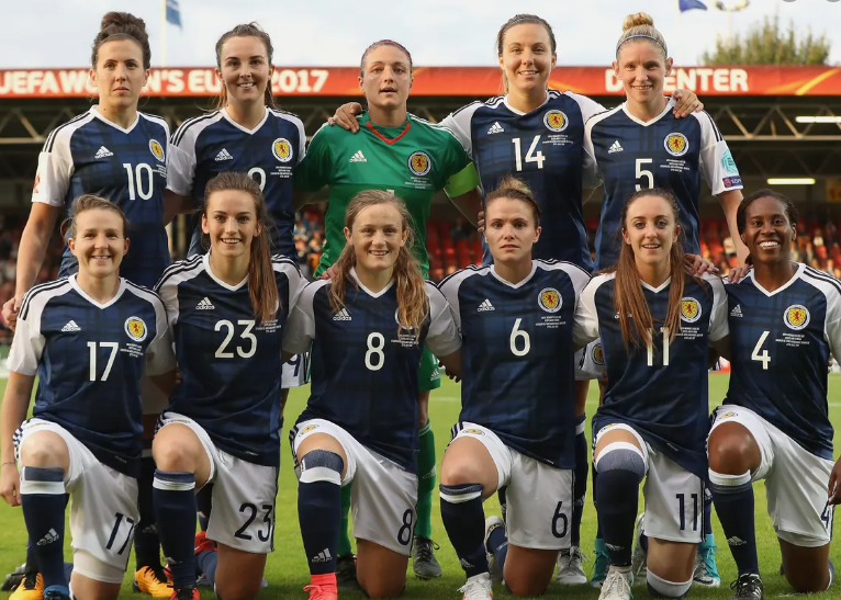 Girls Football Team