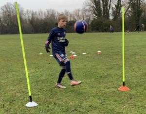 Football activities for kids